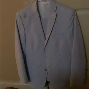 Other - polo boys seer sucker suit